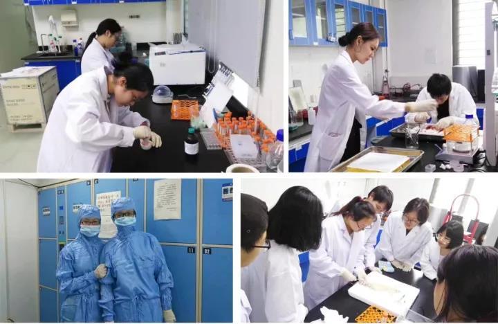 上海吉因生物科技有限公司学生图