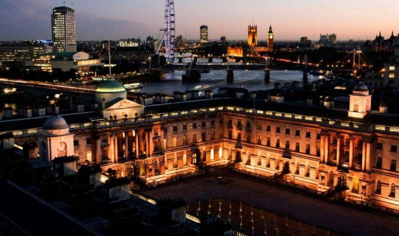 伦敦国王学院校园环境