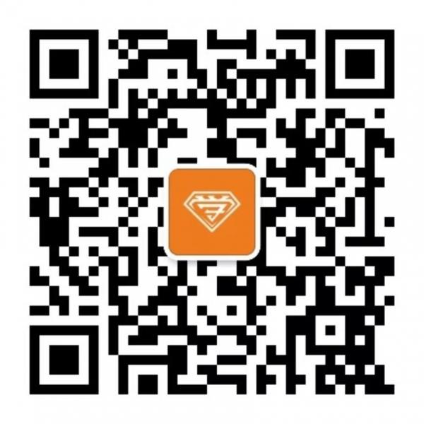 学霸公社微信公众号二维码