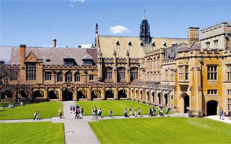 悉尼大学校园