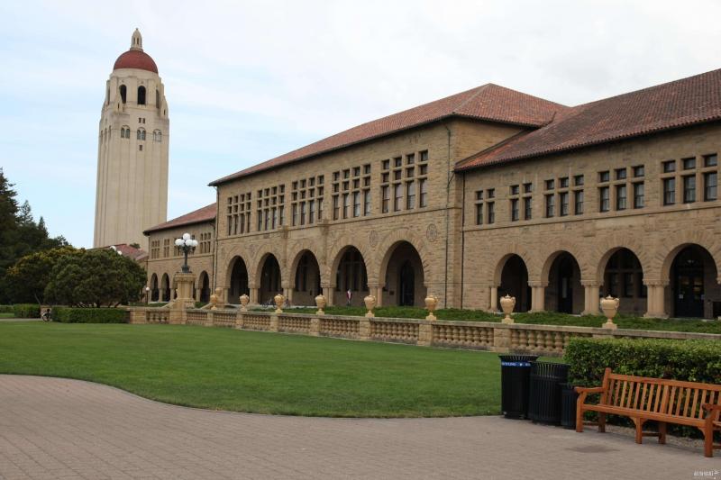 斯坦福大学风景