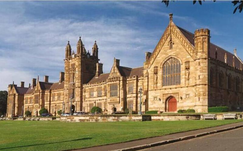 澳洲国立大学校园