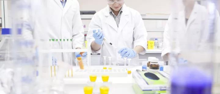 药物化学开发科研实践