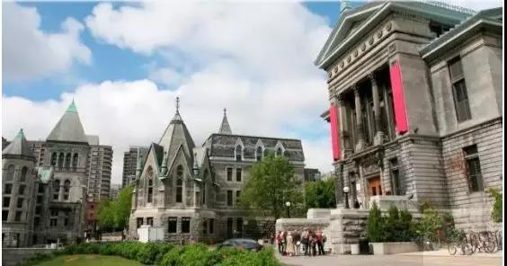 McGill University-麦吉尔大学