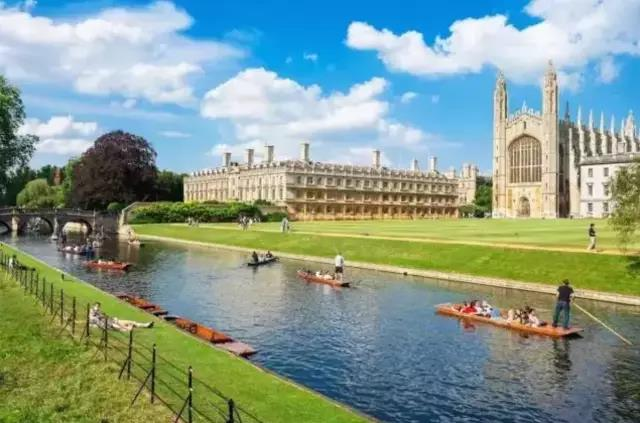 University of Cambridge 剑桥大学