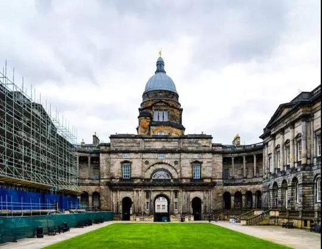 University of Edinburgh 爱丁堡大学
