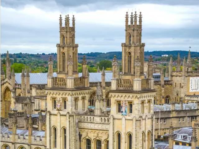 University of Oxford 牛津大学